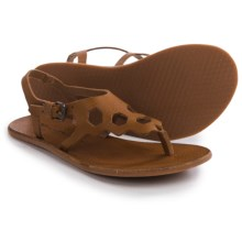Vivobarefoot Pandora Leather Sandals (For Women) in Tan - Closeouts
