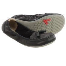 Vivobarefoot Penny Loafers - Leather (For Women) in Black - Closeouts