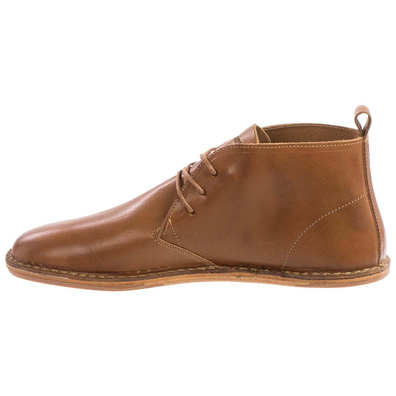 vivobarefoot porto leather chukka boots for save 61