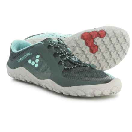 VivoBarefoot Primus Trail Running Shoes (For Women) in Darkest Spruce - Closeouts