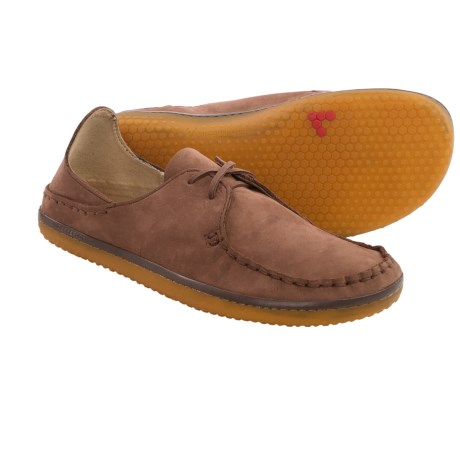 Vivobarefoot Tigray Shoes Leather, Minimalist (For Men)