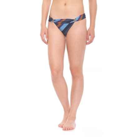 Vix Chambray Bia Tube Bikini Bottoms (For Women) in Multi - Closeouts