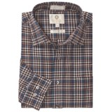 Viyella Multi-Check Sport Shirt - Cotton-Wool, Long Sleeve (For Men)