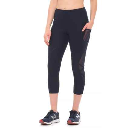 Vogo Sol Capris (For Women) in Navy - Closeouts