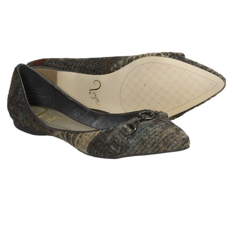 Vogue Hot to Trot Shoes - Flats (For Women) in Choco Splatter