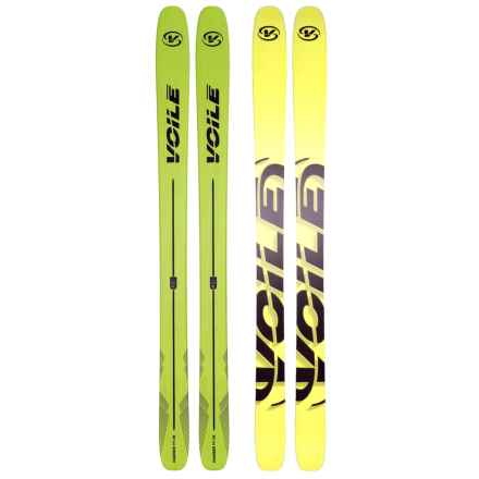 Voile Charger Alpine Skis in See Photo - Closeouts