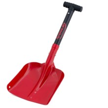 Voile Mini Avalanche Shovel in Red - Closeouts