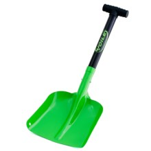 Voile XLM Avalanche Shovel in Green - Closeouts