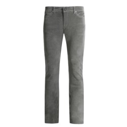 Volcom 2x4 Cord Pants (For Men) in Dark Grey