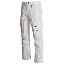Volcom Boundary Gore-Tex® Performance Shell Snowboard Pants - Waterproof (For Men) in Off White - Closeouts