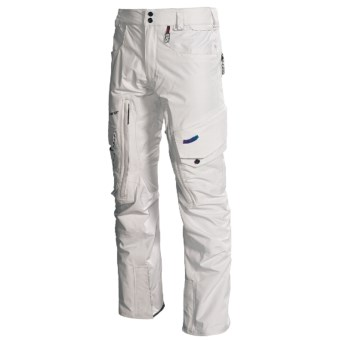 Volcom Boundary Gore-Tex® Performance Shell Snowboard Pants - Waterproof (For Men) in Off White