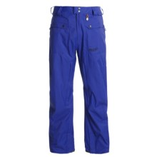 Volcom Modern Snowboard Pants - Waterproof (For Men) in Strobe Blue - Closeouts