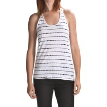 Volcom V. Co Lives Tank Top - Recycled Materials (For Women) in White - Closeouts