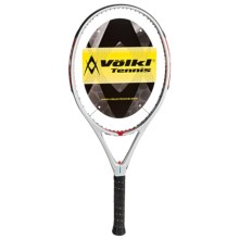 Volkl Organix 2 Tennis Racquet (For Men and Women) in Silver/Red - Closeouts