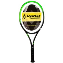 Volkl Team Speed Tennis Racquet - Unstrung (For Men and Women) in Black/Green - Closeouts