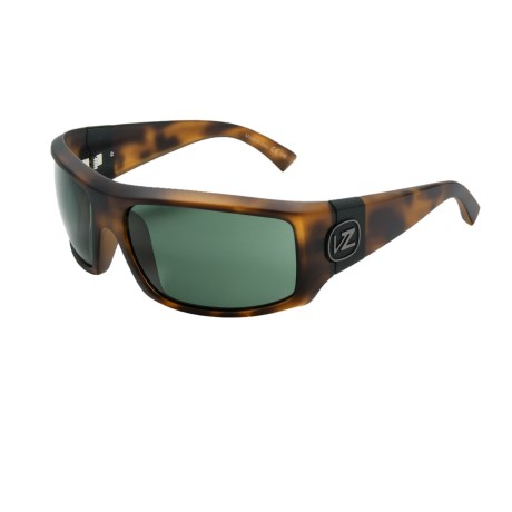 VonZipper Clutch Sunglasses in Tort