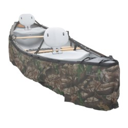 Voyageur IQ Canoe Chameleon Camouflage Drapes - 6-Piece in Camo