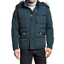 VRY WRM Peak Down Jacket (For Men) in Twilight - Closeouts