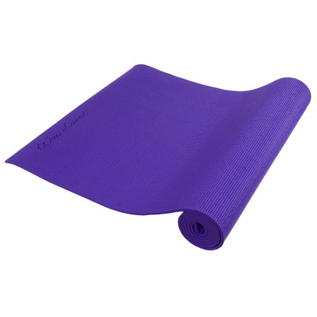 Wai Lana Incense Yoga Mat - 6mm in Midnight