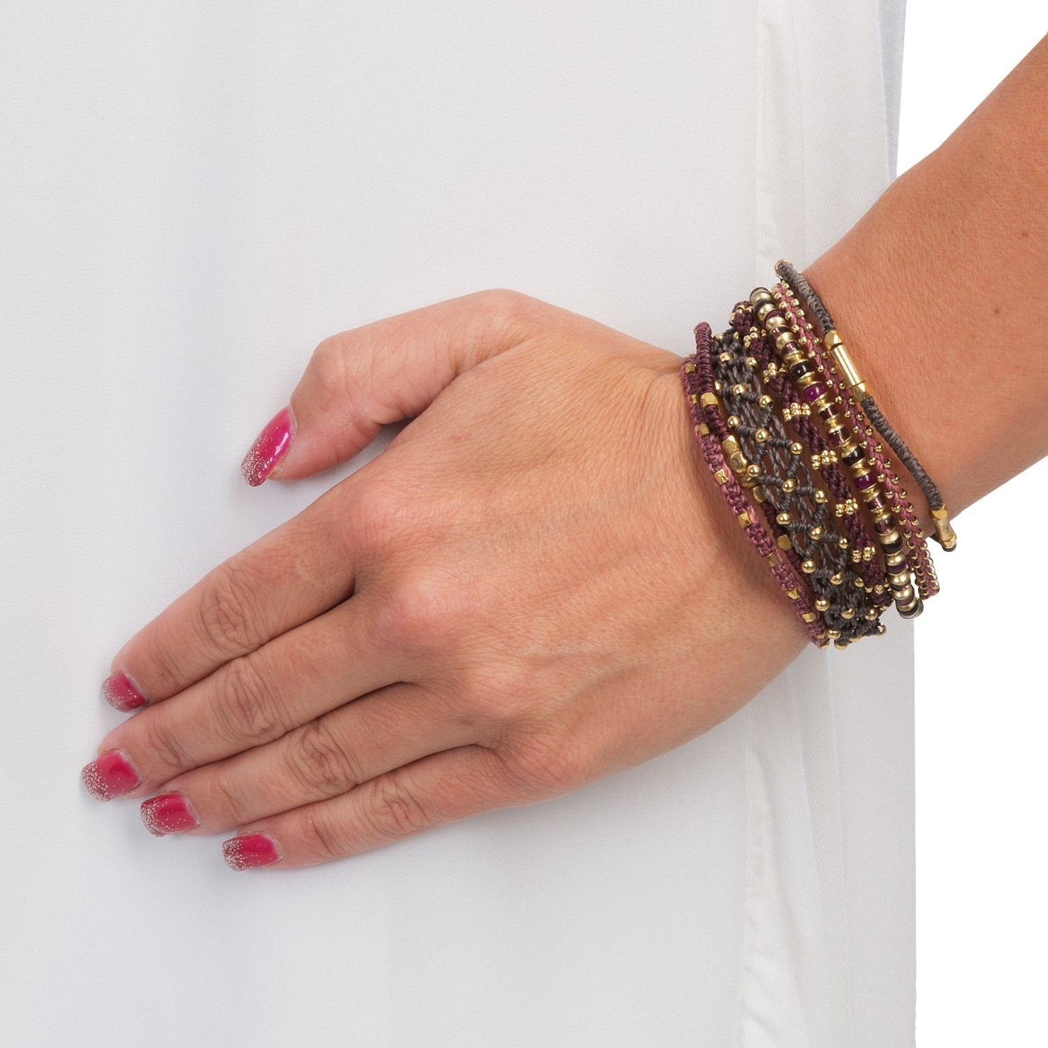 the gallery for gt beaded bracelets for
