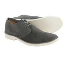 Walk-Over Edward Suede Shoes (For Men) in Dark Slate Suede - Closeouts