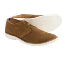 Walk-Over Edward Suede Shoes (For Men) in Toasted Coconut Suede - Closeouts