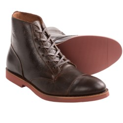 Walk-Over Humboldt Boots (For Men) in Oak Potomac
