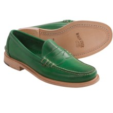 Walk-Over Martin Penny Loafers (For Men) in Green - Closeouts