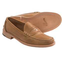 Walk-Over Martin Penny Loafers (For Men) in Moccasin Tan