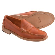 Walk-Over Martin Penny Loafers (For Men) in Orange - Closeouts
