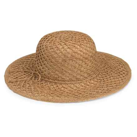 Wallaroo Nina Sun Hat - UPF 50+ (For Women) in Natural - Closeouts