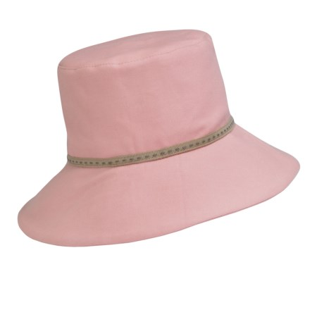 Wallaroo Sonoma Hat - UPF 50+ (For Women) in Rose