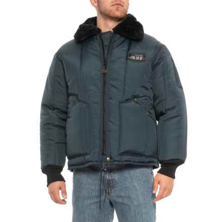 Walls Bomber Jacket - Insulated (For Men) in Navy - Closeouts
