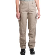 Walls Cotton Cargo Pants - Relaxed Fit (For Women) in Drift Wood - Closeouts