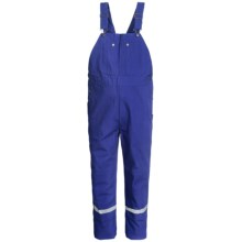 Walls Duck Bib Overalls (For Men) in Royal - Closeouts
