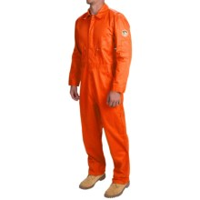 Walls FR Midrange Industrial Coveralls - Flame-Resistant (For Men) in Orange - Closeouts