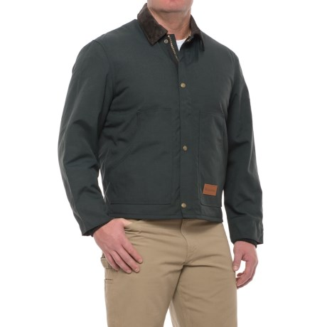 Walls Master Made Blizzard Pruf Duck Jacket - Insulated (For Men) in Navy