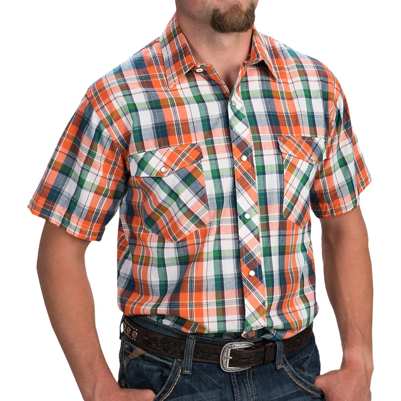 Walls Ranchwear Plaid Shirt For Men Save 42