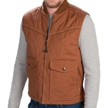 Walls Ranchwear The Ranch Vest - Insulated (For Men) in Tobacco - Closeouts