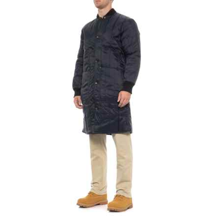 Walls Ripstop Nylon Coat - Insulated (For Men) in Navy - 2nds