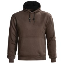 Walls Workwear Yukon Hoodie - Fully Lined (For Men) in Bark - Closeouts