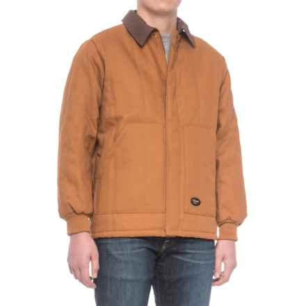 Walls Zero Zone Duck Jacket - Insulated (For Men) in Brown - Closeouts