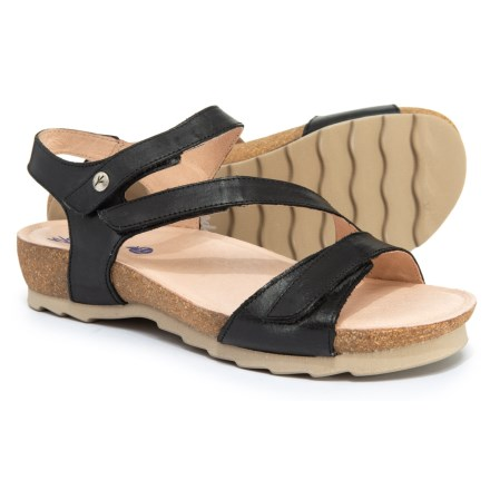 1f7d7456fe06 Wanda Panda Made in Spain Tamina Sandals - Leather (For Women) in Negro