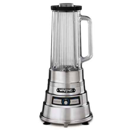 Waring Inverted Blender - 56 oz., 1200W in Stainless Steel - Closeouts