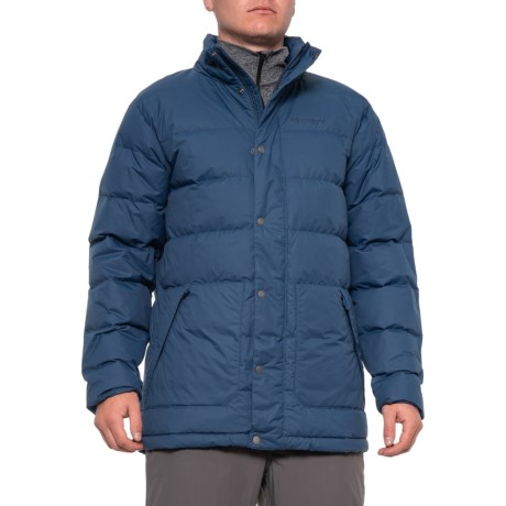 Warm II Down Jacket - 700 Fill Power (For Men) - VINTAGE NAVY (L )
