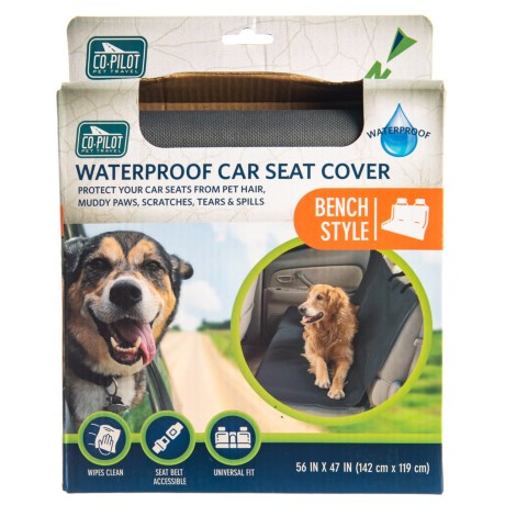 Waterproof Car Bench Seat Cover - 56x47?