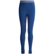 Watson's Brushed Microfiber Base Layer Bottoms (For Little and Big Boys) in Royal - Closeouts