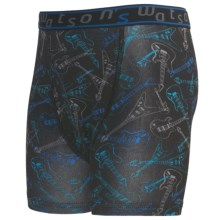 Watson's Printed Boxer Briefs - Underwear (For Boys) in Guitars - Closeouts