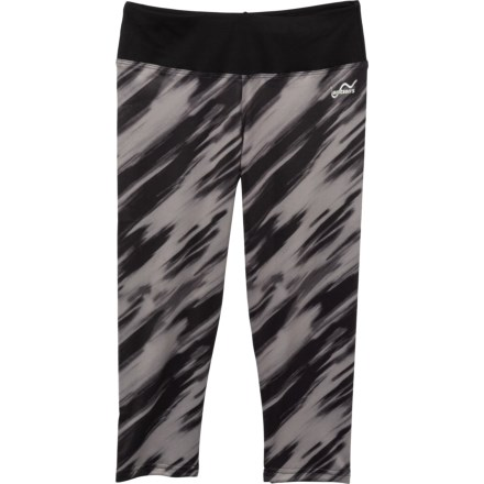 6f8ede1a0d58e4 Watson's Active Leggings (For Big Girls) in Geo Print - Closeouts