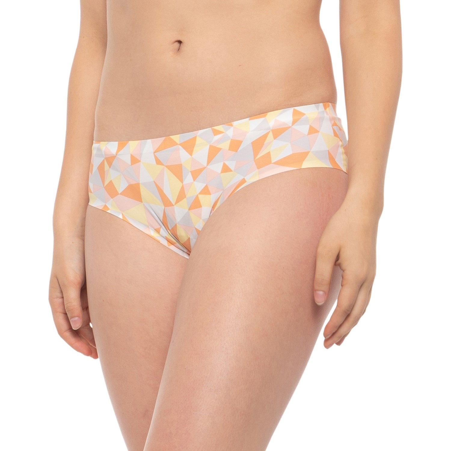 enjoy lowest price exclusive deals best site Watson's Geo Pink Print Stitch-Free Invisible Panties - Bikini Briefs (For  Women)